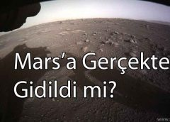 Marsa Gerçekten Gidildi mi? 2021